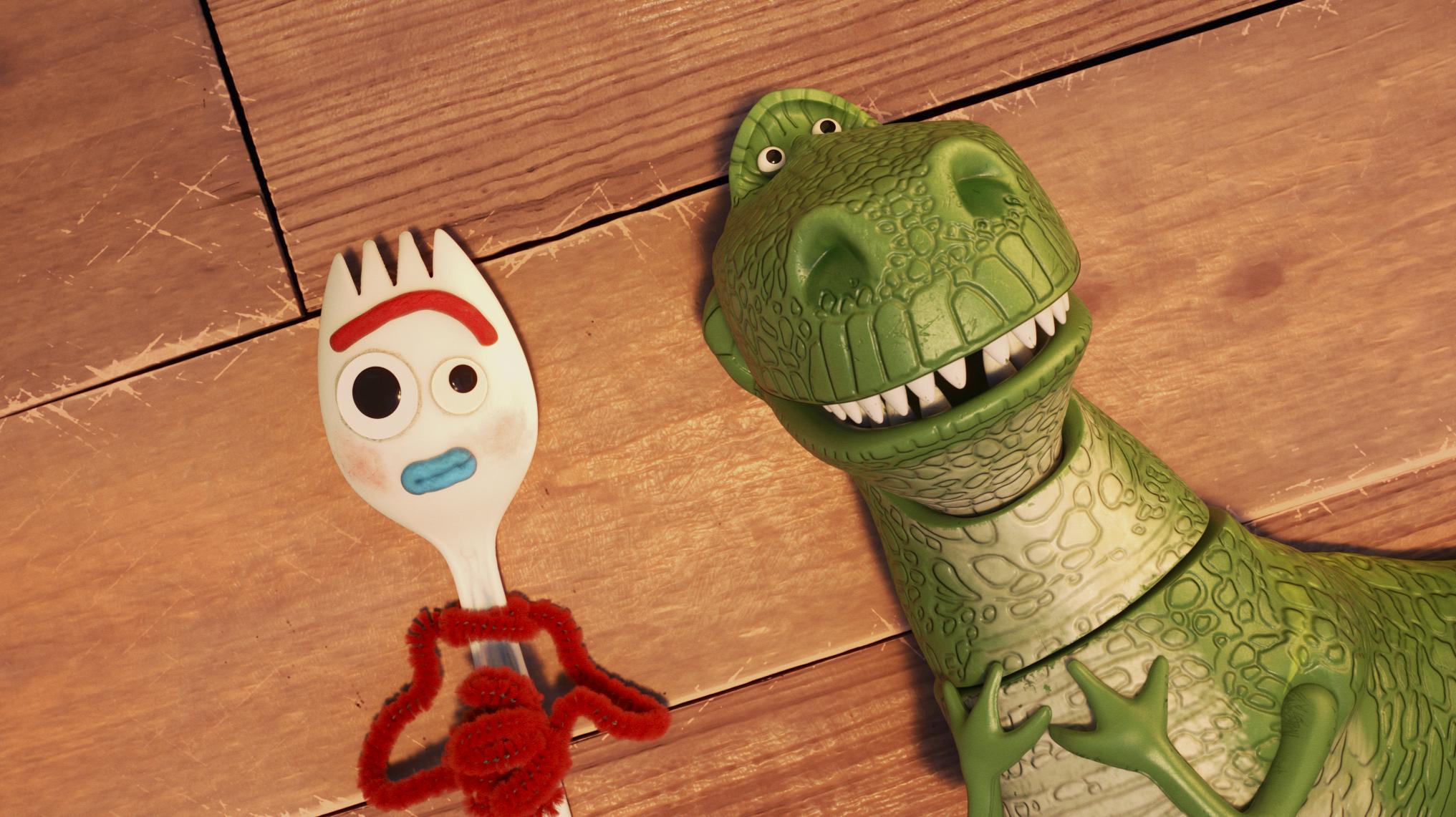 Pixar/Disney+
