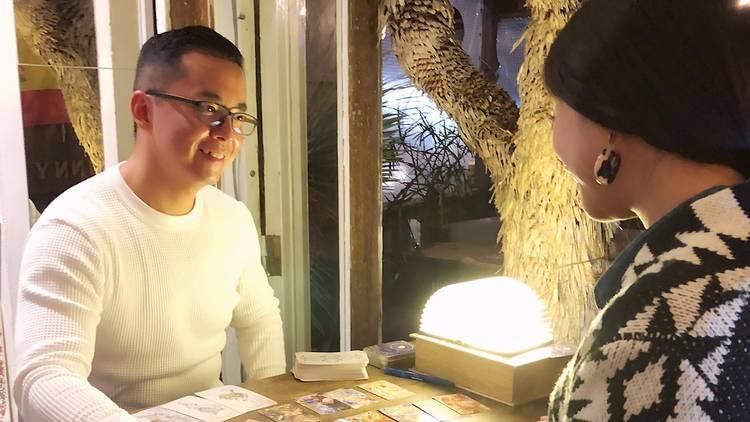 Letao Wang at Healing Kingdom