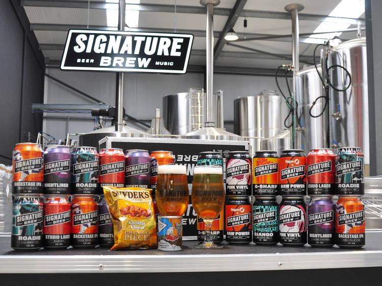 Signature Brew Taproom
