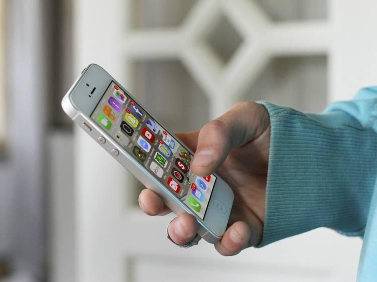 Apps sociais são uma festa em família e entre amigos