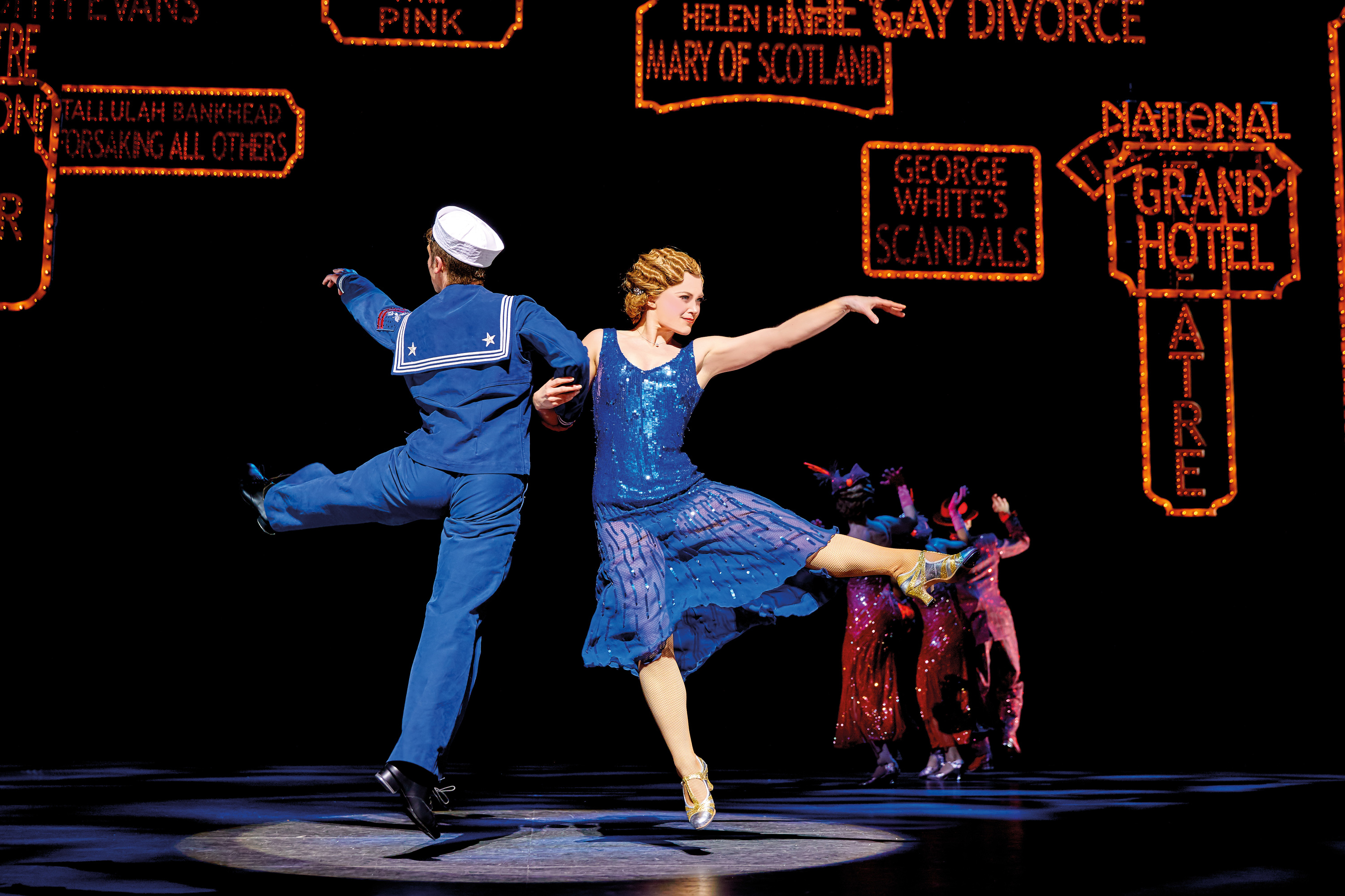 Clare Halse in 42nd Street