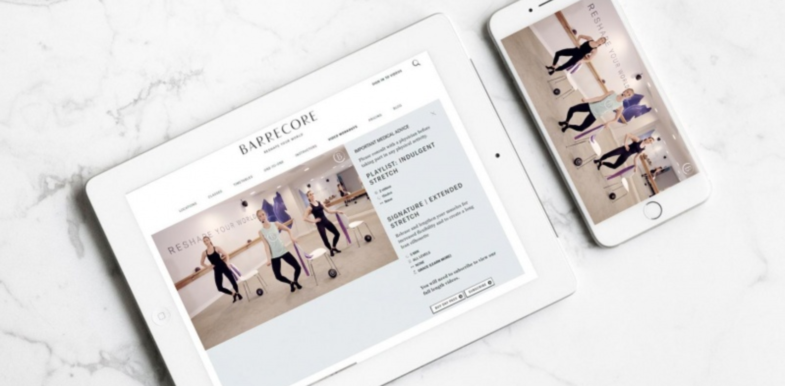 The best online fitness classes