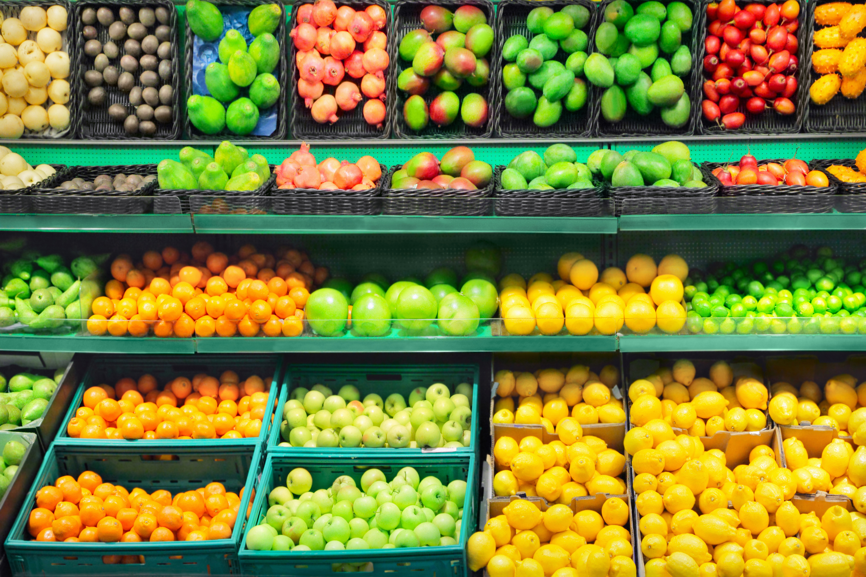 grocery store, Shutterstock