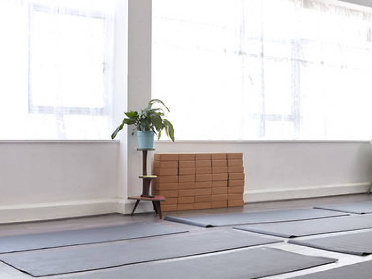 Paper Dress Yoga