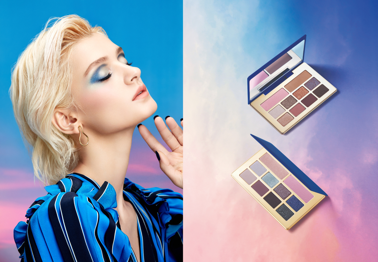 VDL blue eye palette