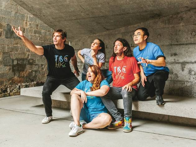 Laughing out loud: Time Out chats with local improv comedians
