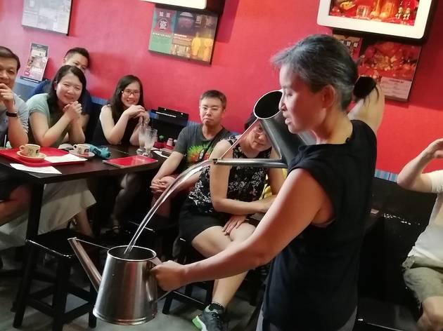 Healthy Chinatown
