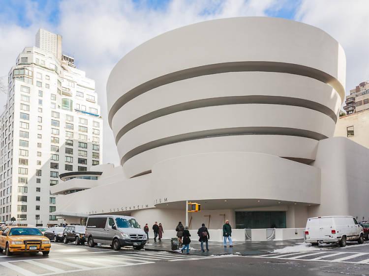 Museu Solomon R. Guggenheim, Nova Iorque