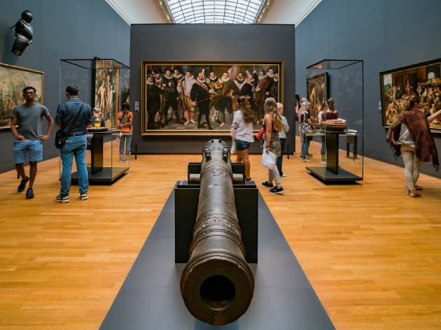 Virtual tours of museums around the world