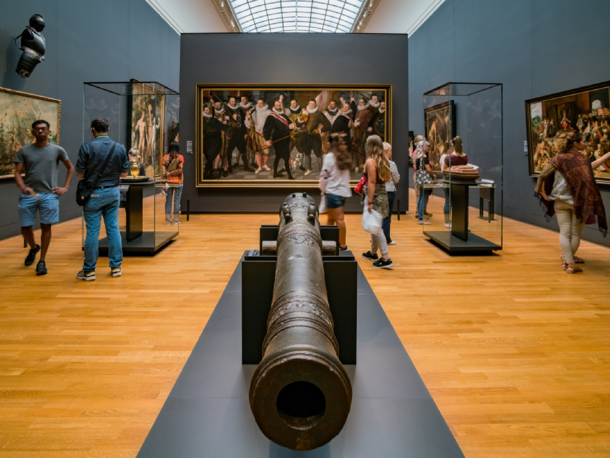 18 brilliant virtual tours of museums around the world