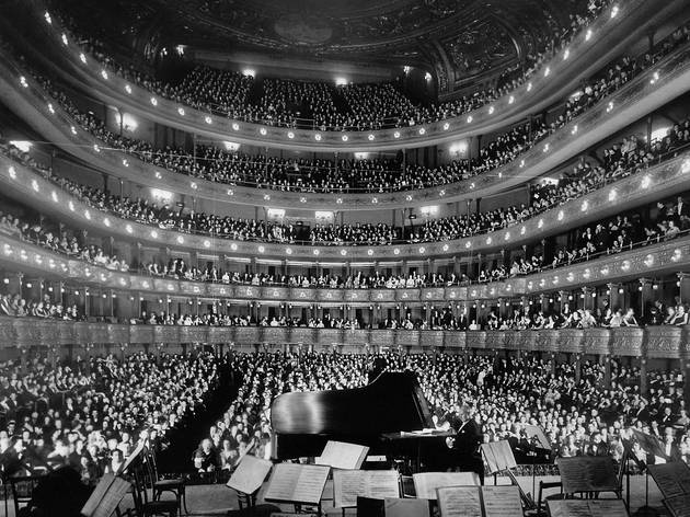 Música, Clássica, Metropolitan Opera House, Concerto, Pianista, Josef Hofmann
