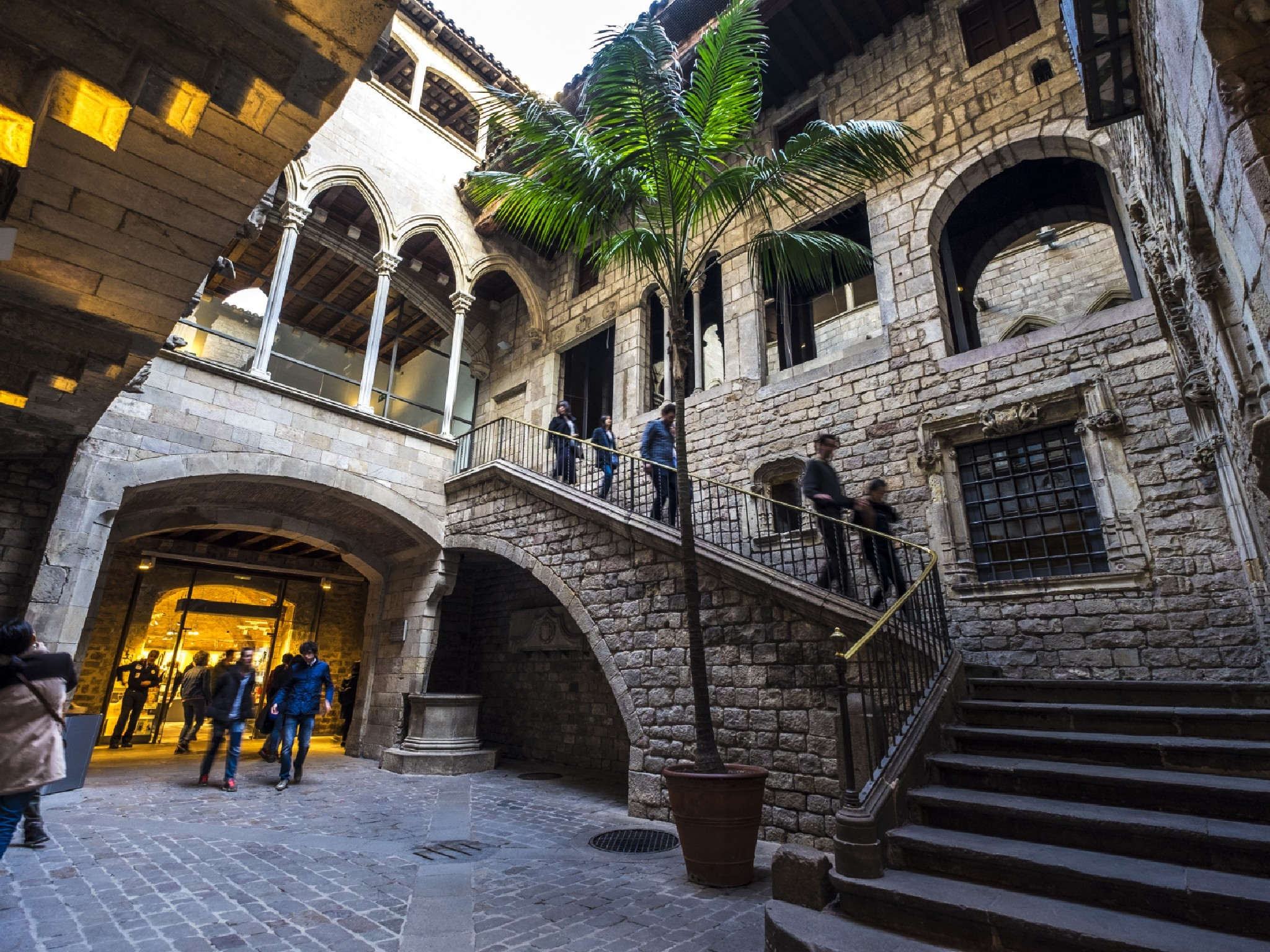 Els museus de Barcelona tornen a obrir
