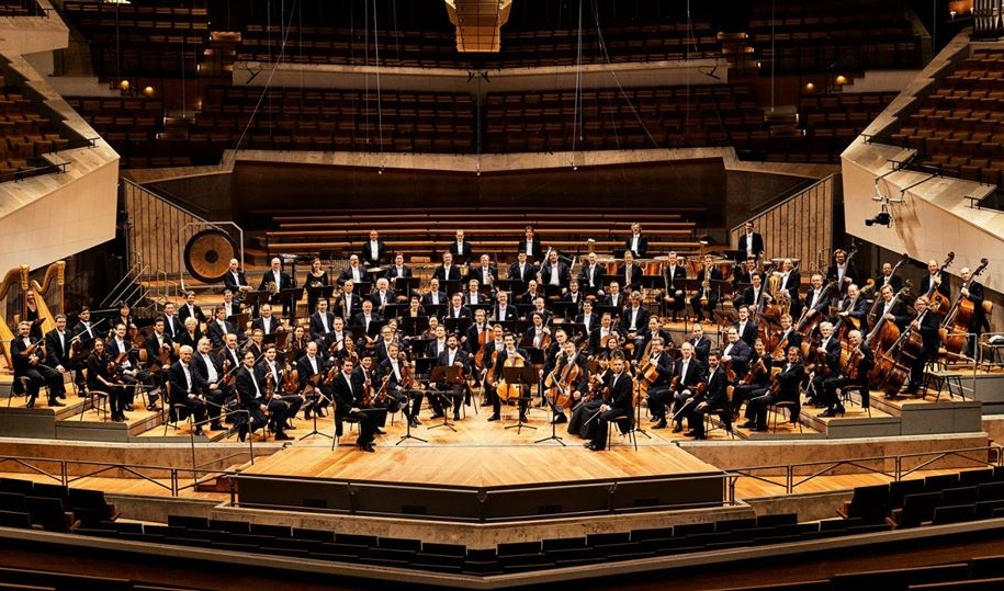 Música, Clássica, Orquestra, Berliner Philharmoniker
