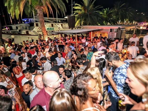 Carpe Diem Bar Hvar Croatia