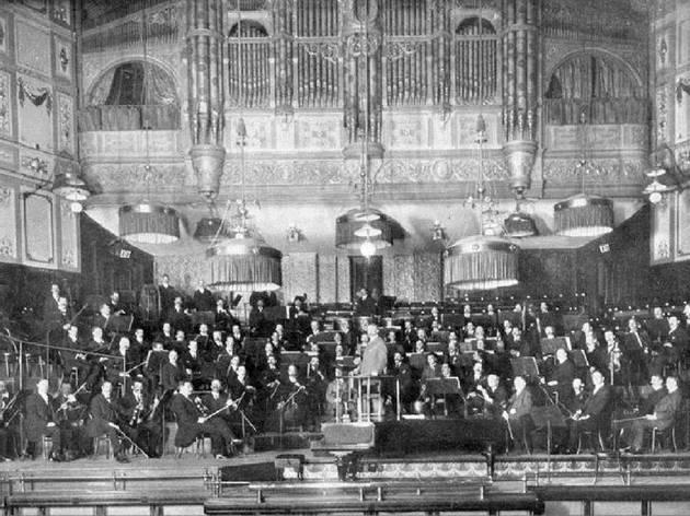 Música, Clássica, Edward Elgar, LSO, Queen's Hall