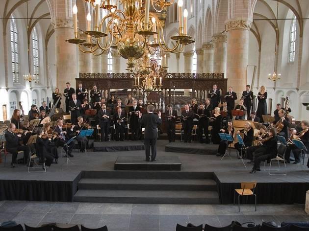 Música, Clássica, Orquestra, Nederlandse Bach Vereniging
