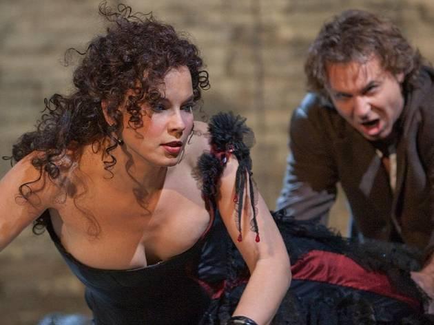 Música, Ópera, Carmen Bizet, Metropolitan Opera de Nova Iorque