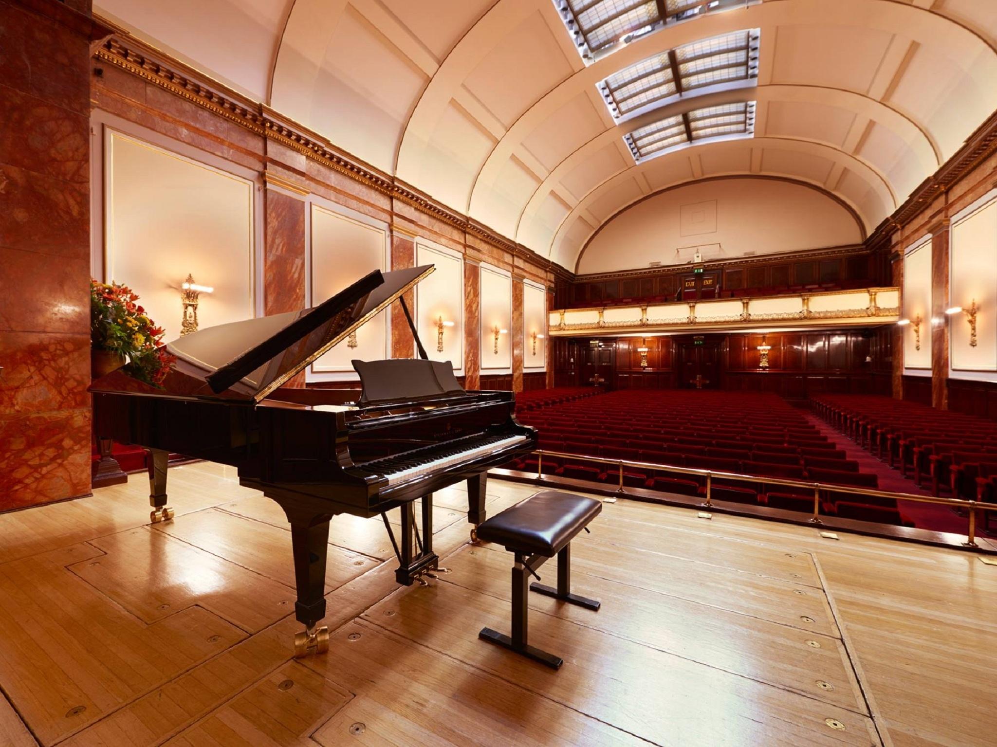 Sala de Espectáculos, Londres, Wigmore Hall