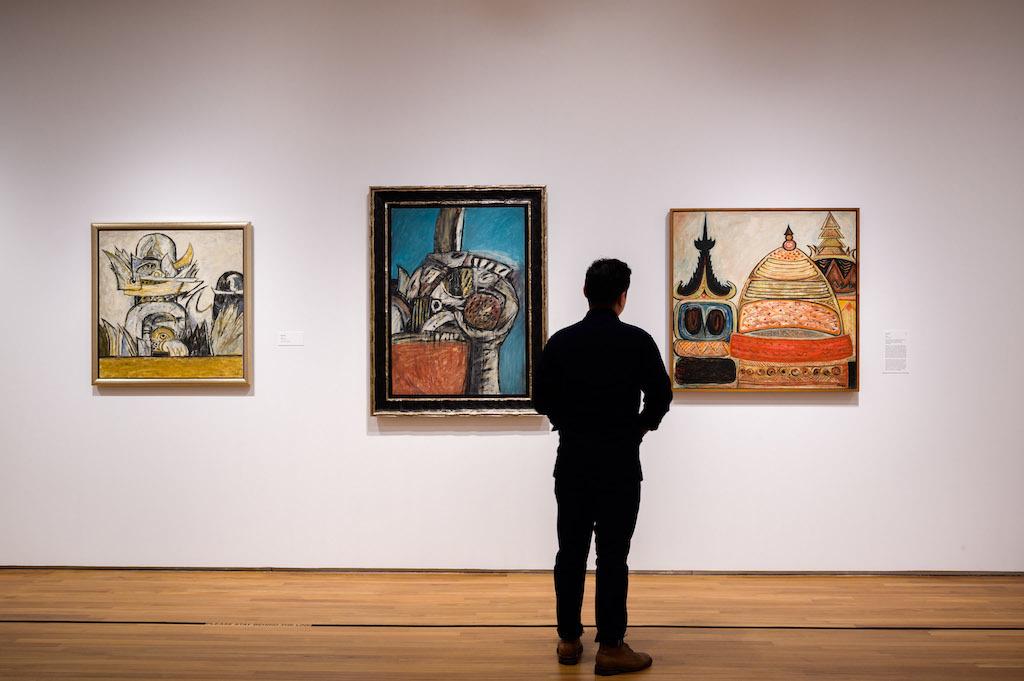 Latiff Mohidin: Pago Pago, exhibition