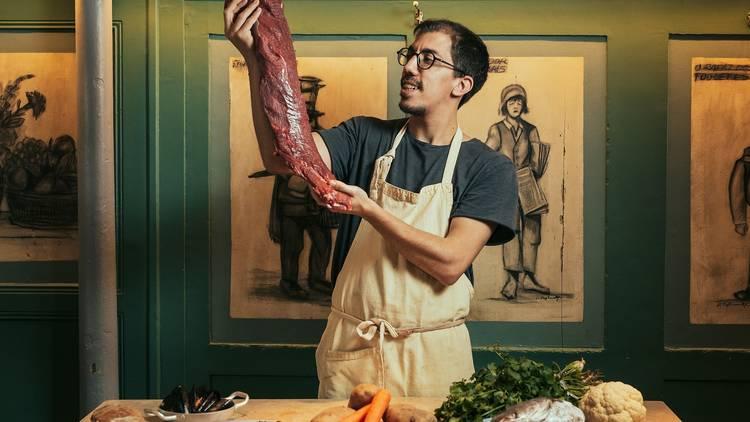 Chef, Mateus Freire, Faz Frio