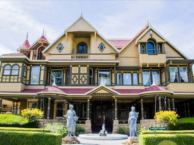 A haunted mansion in California is offering virtual ghost tours