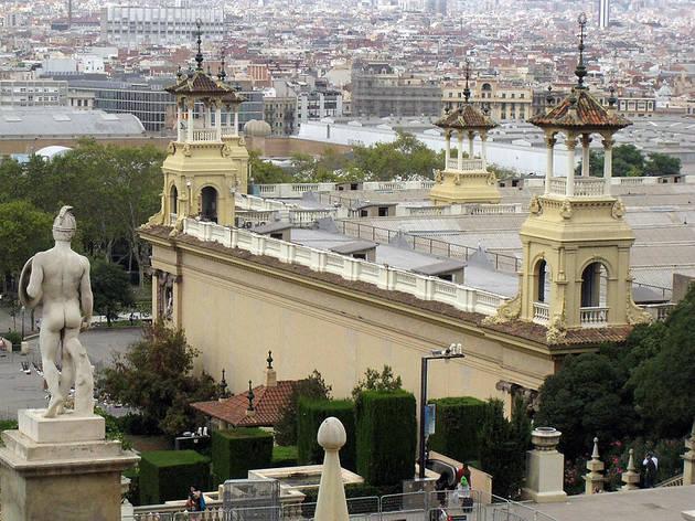 Pavelló Victòria Eugènia de Fira Barcelona