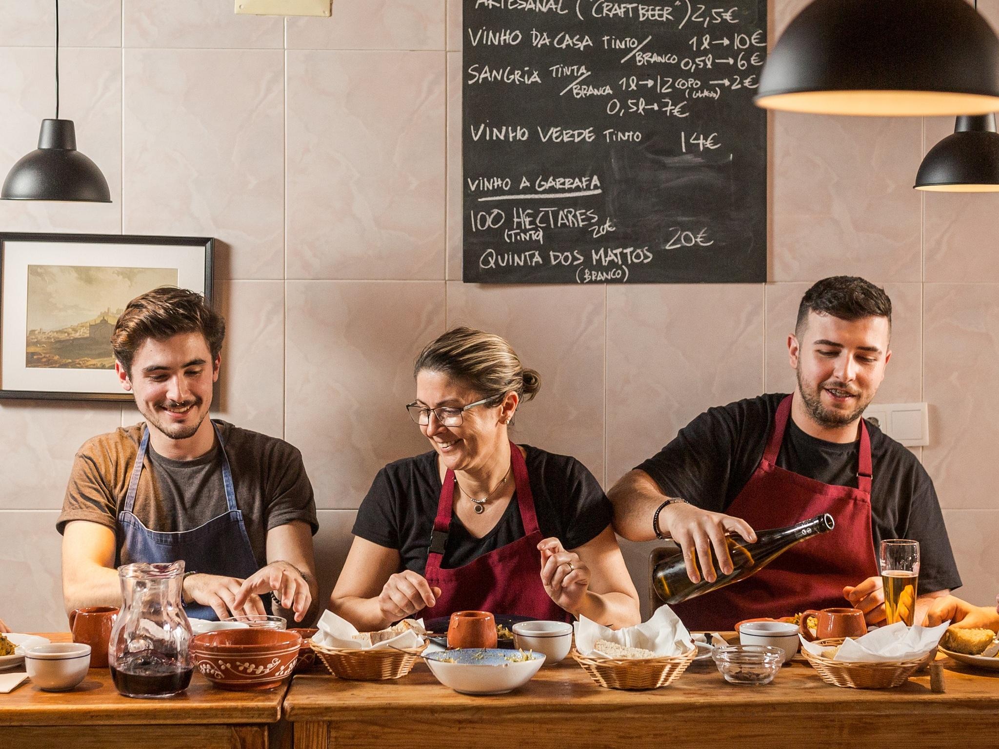 Chef, José Paulo Rocha e Sérgio Algarvio, O Velho Eurico