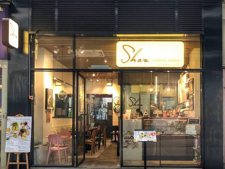 Shaz Confections:個性甜品店