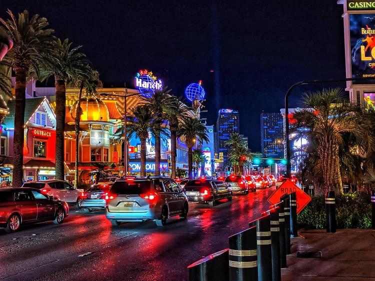 Las Vegas, Nevada in the USA