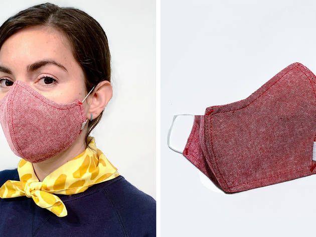 This local apron company is now making masks