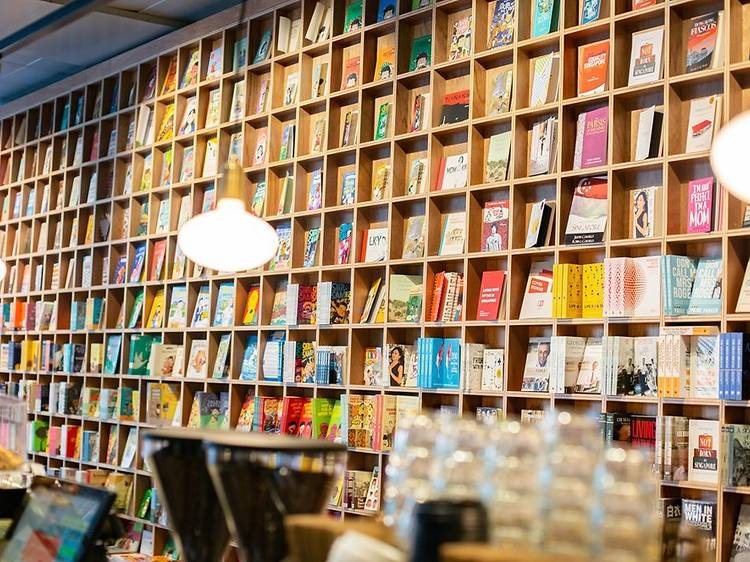 The best reading spots in Singapore
