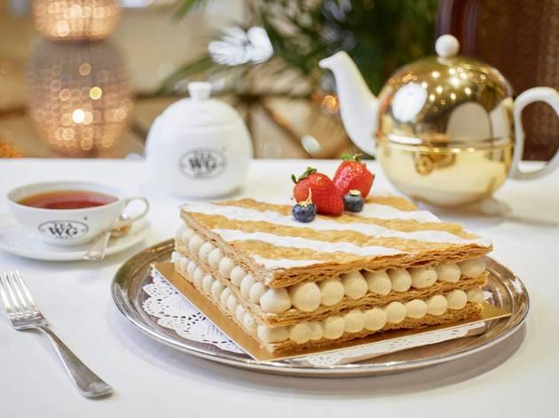 Tea WG Cake