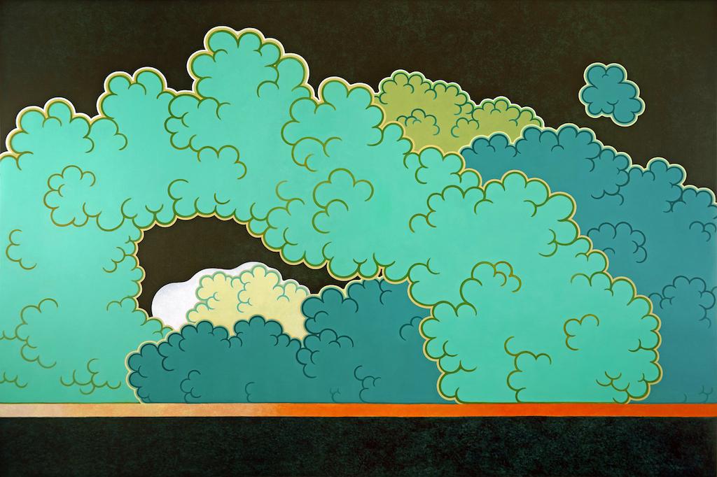 Clouds by Wah Nu, artwork