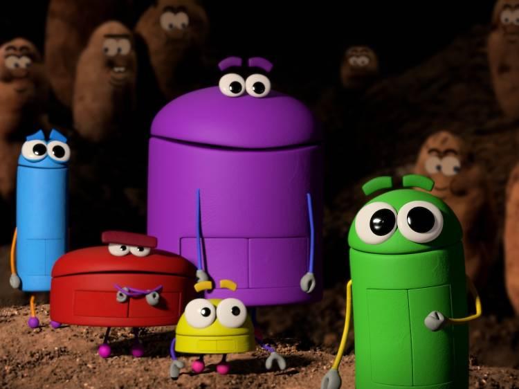 Ask the StoryBots (Netflix)