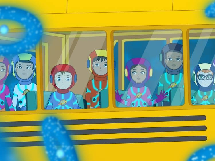 The Magic Schoolbus Rides Again (Netflix)