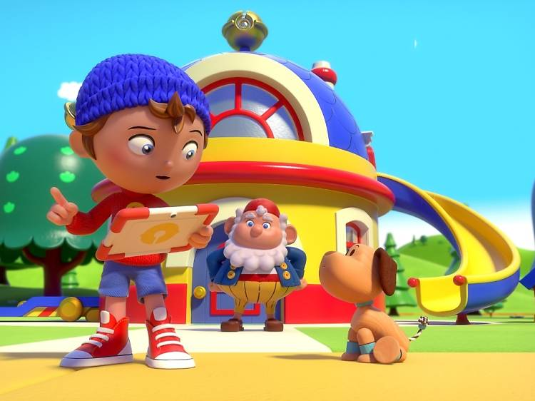 Noddy Toyland Detective (Netflix/ABC Kids)