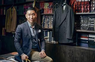 Tailor Ian Cuffs