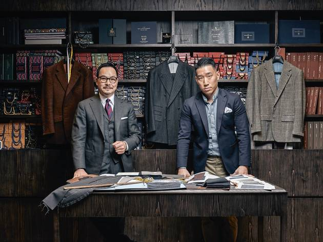 Trading stories: Traditional tailors and new innovators