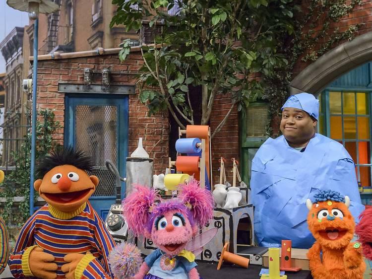 Sesame Street (ABC Kids)