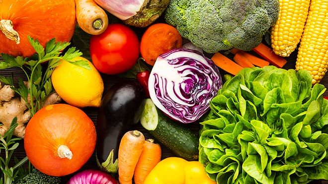 Home Delivery: Organic Produce and Products