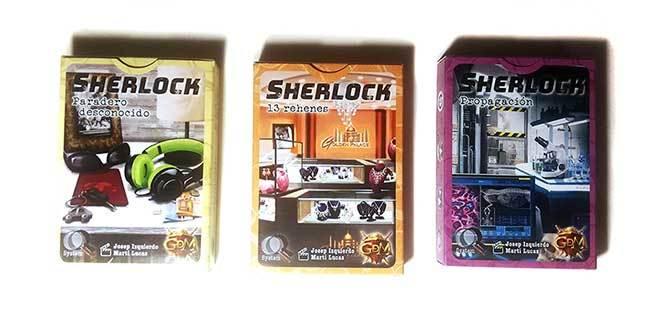 Serie Q Sherlock