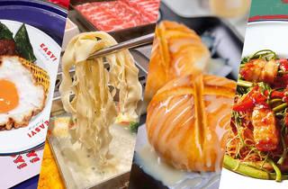 central world restaurants
