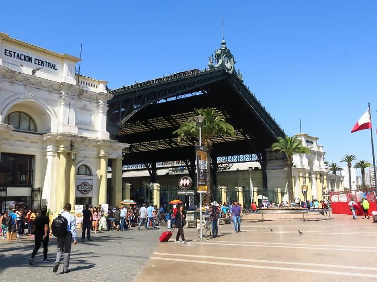 Estación Central, Santiago