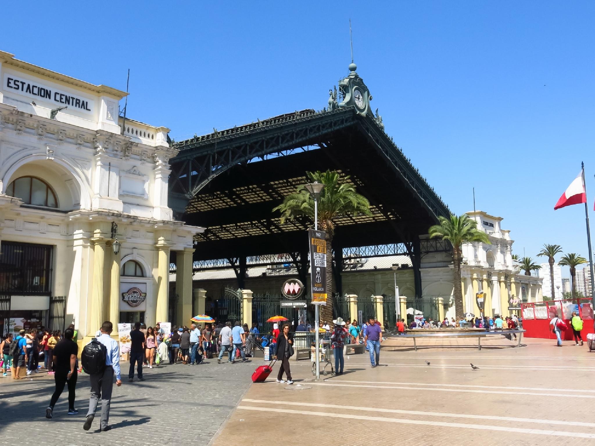 Estacion Central, Santiago