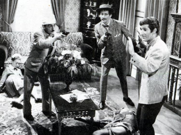 'O Ladrão de Quem se Fala', de Henrique Campos (1969)
