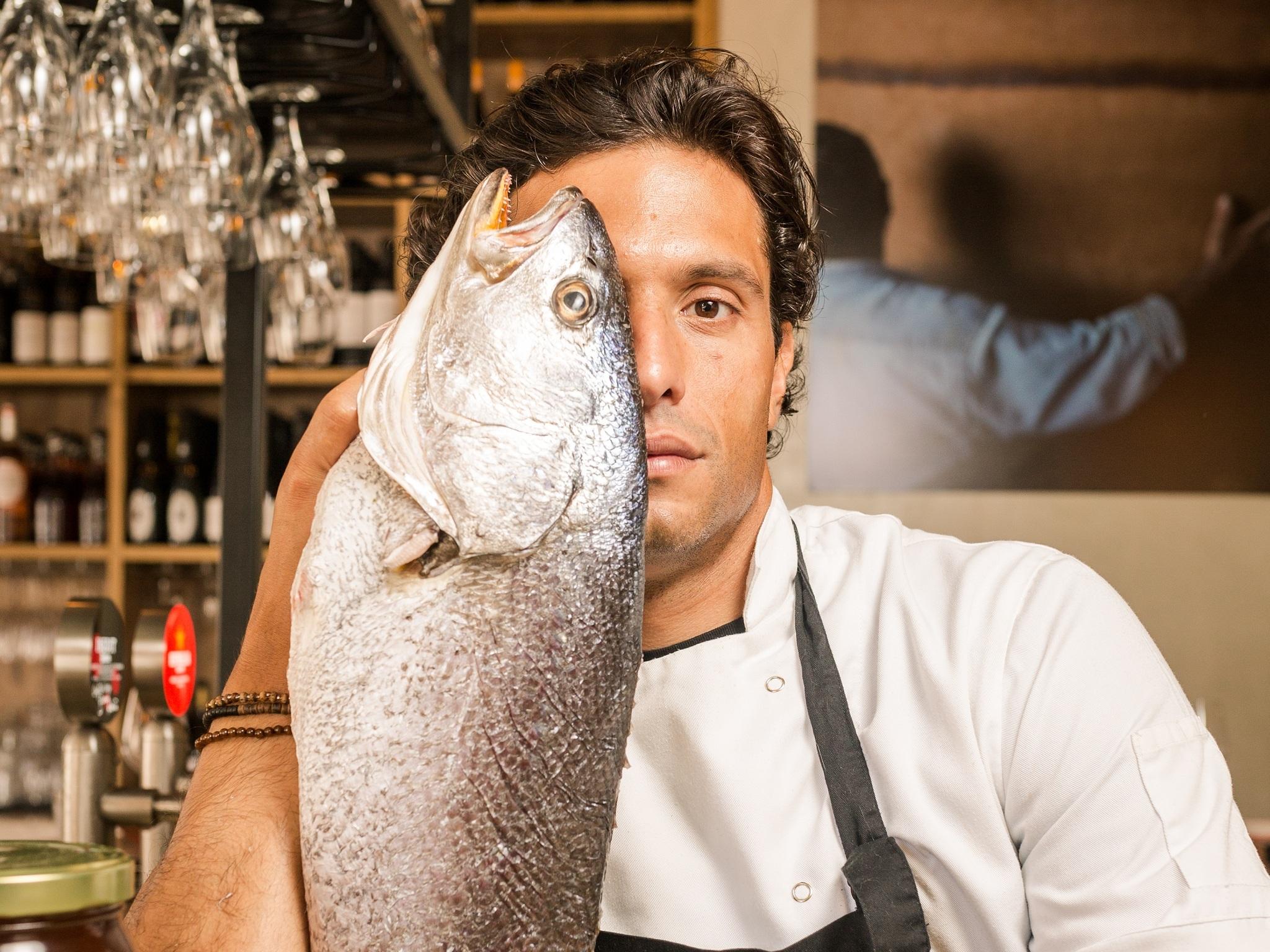 Chef, Carlos Afonso, O Frade