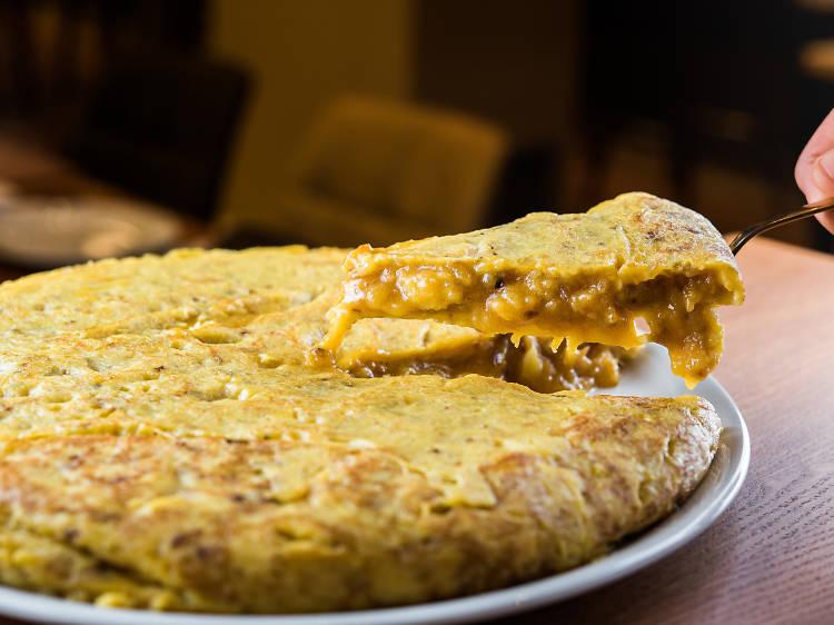 Tortilla de patata (Colósimo)