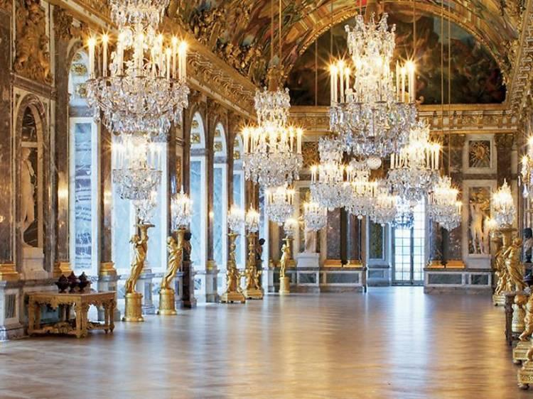 (Re)découvrir le château de Versailles le temps d'une visite virtuelle