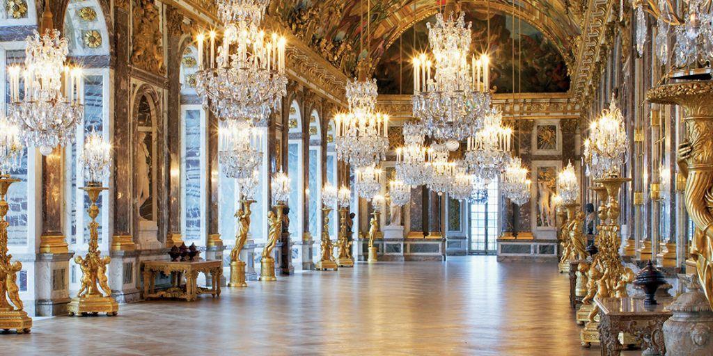 Le château de Versailles propose une magnifique visite virtuelle gratuite !