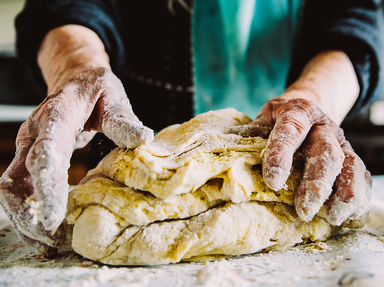 Learn to make pasta with an Italian nonna